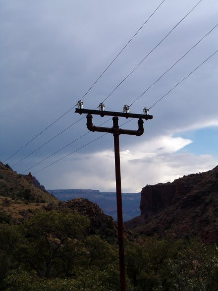 the most beautiful powerlines in the world